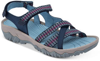 207138a5642 ... Bare Traps Baretraps Tanya Rebound Technology Strappy Sandals Women s  Shoes