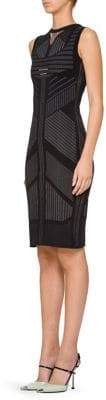 Prada Tech Knit Dress
