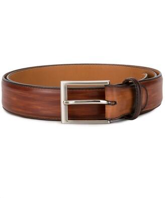 Magnanni tarnished effect belt