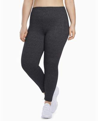 12fff04d159330 Danskin Women's Plus Size Supplex Ankle Legging
