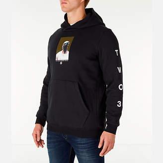 Nike Men's Air Jordan 12 Jumpman Fleece Hoodie