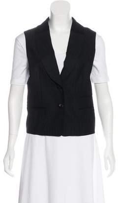 Jenni Kayne Wool Button-Up Vest