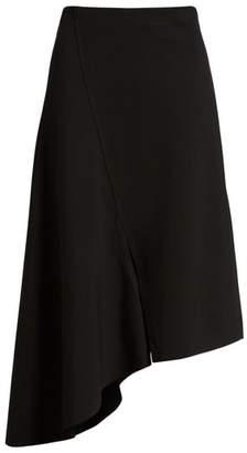 Halogen Asymmetrical Ponte Skirt