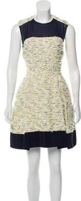 3.1 Phillip Lim Silk-Lined Textured Dress