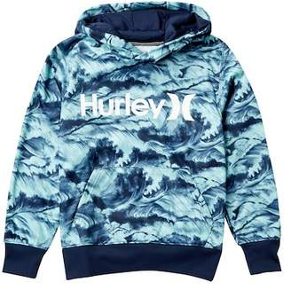 Hurley One & Only Therma-Fit Fleece Lined Pullover (Big Boys)