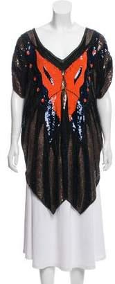 Antik Batik Embellished Butterfly Tunic