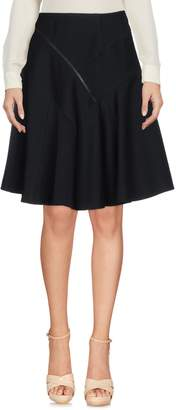 Alaia Knee length skirts - Item 35366818