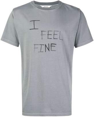 Zadig & Voltaire Zadig&Voltaire I Feel Fine T-shirt