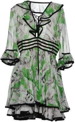 Roberto Cavalli Short dresses - Item 34830189VD