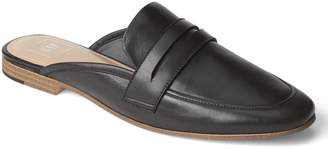 Gap Leather loafer mules