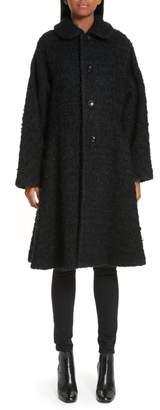 Comme des Garcons Wool Blend Coat