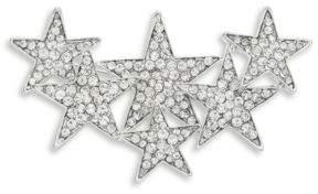 Design Lab Crystal Star Pin