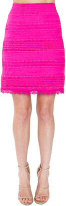 Sugar Lips Sugarlips Arabelle Crochet Skirt
