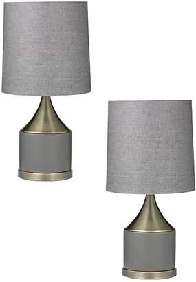 Amalfi by Rangoni Dane Table Lamp (Set of 2)