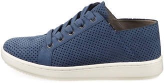 Eileen Fisher Clifton 2 Nubuck Leather Lace-Up Sneakers