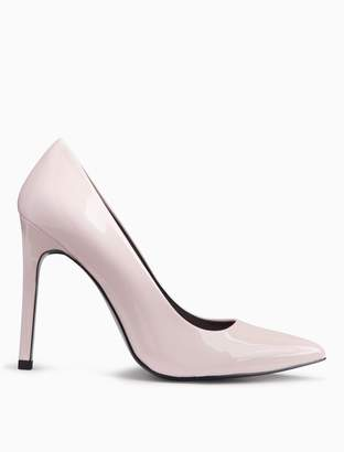 Calvin Klein paige patent leather pump
