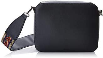 Bandolera Springfield Women's Bolso Asa Rayas Cross-Body Bag