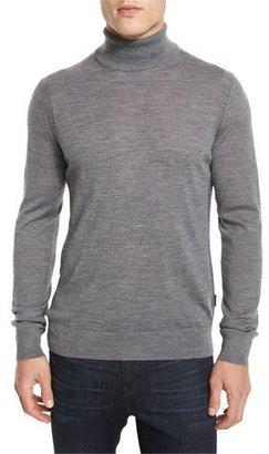 Michael Kors Merino Wool Turtleneck Sweater $175 thestylecure.com