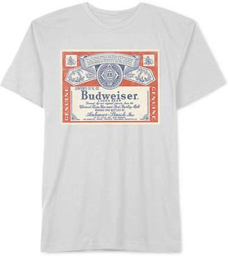 Hybrid Men's Budweiser Graphic T-Shirt