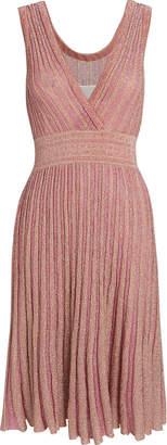 Missoni Shimmering Rose Gold Dress