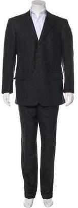 Luciano Barbera Collezione Sartoriale Wool Suit