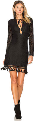 ale by alessandra x REVOLVE Genoveva Dress in Black $198 thestylecure.com