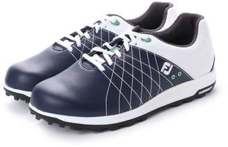 Foot Joy フットジョイ FootJoy メンズ ゴルフ シューレース式スパイクレスシューズ 18 FJ トレッド WT/NV 9248810316 59