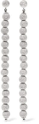 Carolina Bucci 18-karat White Gold Earrings