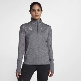 Nike Element (Chicago 2018) Women's Half-Zip Running Top