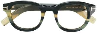 Tom Ford square frame glasses