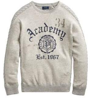 Polo Ralph Lauren Regular Fit Pima Cotton Sweater