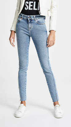 Iro . Jeans IRO.JEANS Fragile Seamed Skinny Jeans