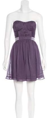 LaROK Strapless Mini Dress