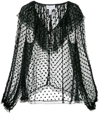 Alice McCall Now That You Got It blouse