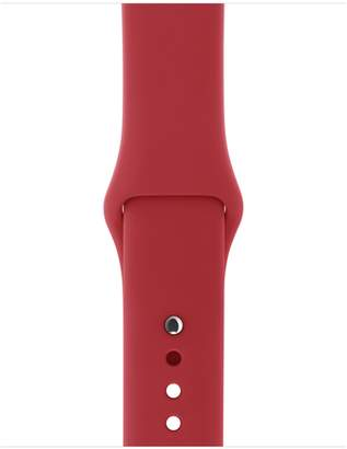 Apple 38mm (PRODUCT)RED Sport Band S/M & M/L
