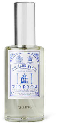 D.R. Harris D R Harris Windsor Eau De Toilette - Vetiver & Black Pepper, 50ml