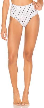 Eberjey Polka Dita Bikini Bottom