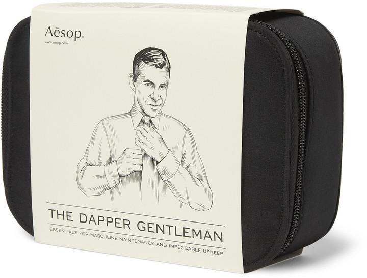 Aesop MR PORTER Dapper Gentleman Grooming Kit