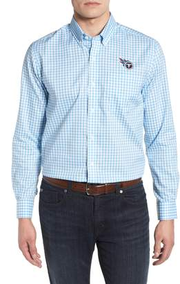 Cutter & Buck Tennessee Titans - League Regular Fit Sport Shirt