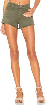 7 For All Mankind Cut-Offs $149 thestylecure.com