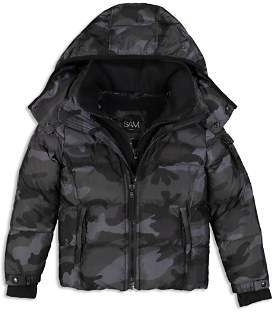 SAM. Boys' Camo-Print Racer Down Jacket - Big Kid