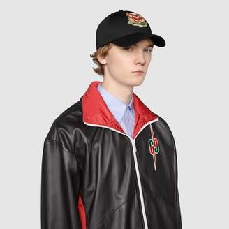 Gucci Baseball hat with Band patch