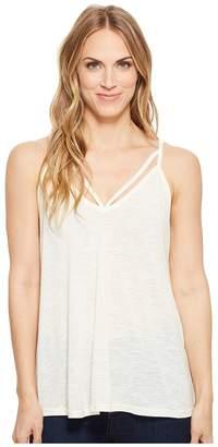 Stetson 1582 Rayon Jersey Sleeveless Kint Strappy Tank Top Women's Clothing