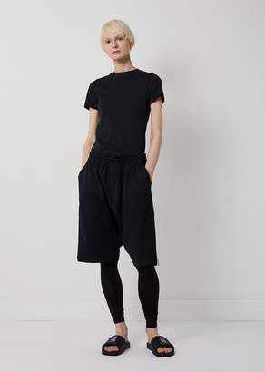 Y-3 3-Stripes Track Shorts Black