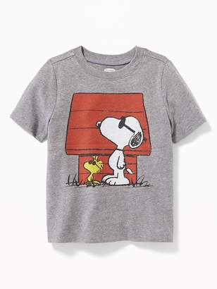 0dfd588514 Old Navy Peanuts® Snoopy   Woodstock Tee for Toddler Boys