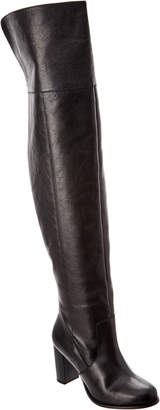 Seychelles Trixie Leather Over-The-Knee Boot
