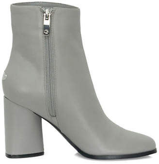 GUESS Chatty Leather Booties