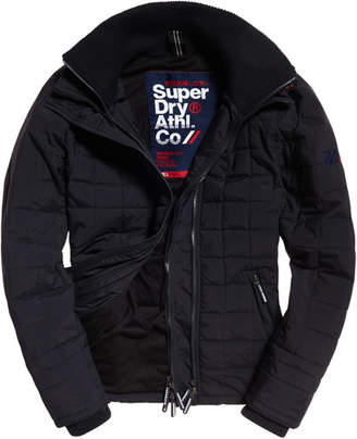 Superdry Quilted Athletic SD-Windcheater Jacket