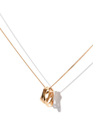 Repossi Technical Berbere Pendant Necklace in 18K Rose Gold