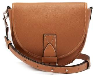 J.W.Anderson Bike Leather Saddle Bag - Womens - Tan